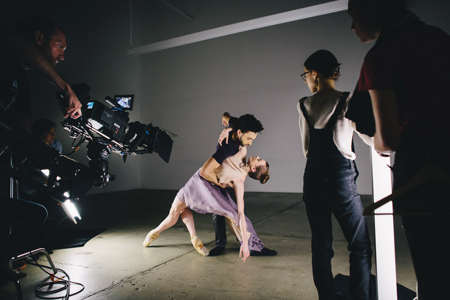 Dance Film Class at UC Berkeley
