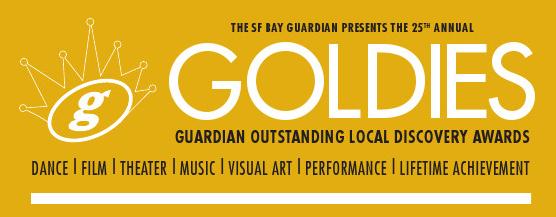 SFDFF Receives Goldies Award