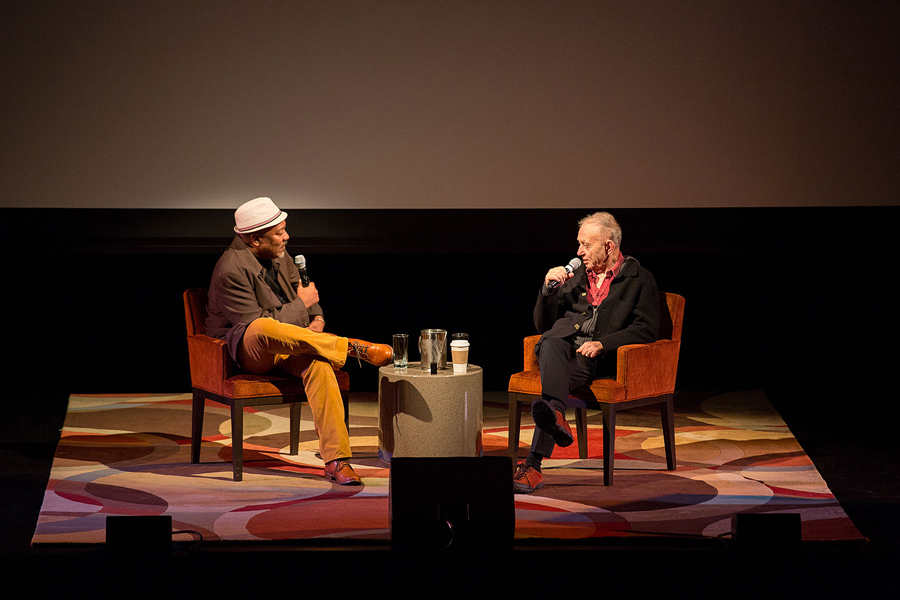 Clips & Conversation with FREDERICK WISEMAN and ALONZO KING Special Events