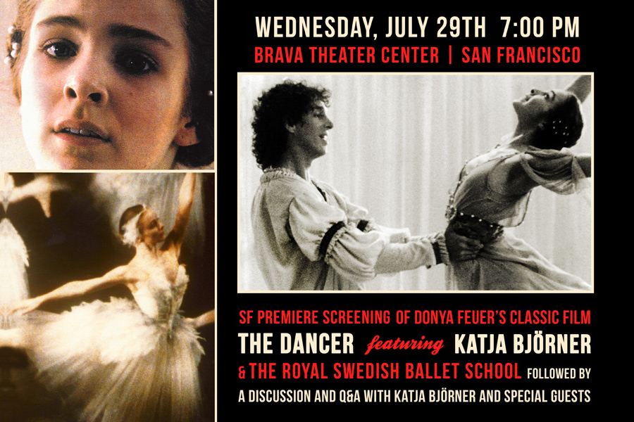 SFDFF presents The Dancer special screening