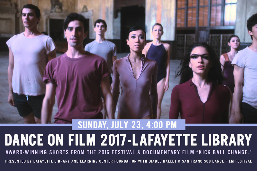 Dance on Film 2017, SFDFF Special Events