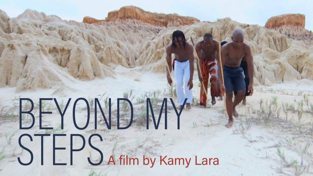 Beyond My Steps, documentary film by Kamy Lara, Contemporary Dance Company of Angola