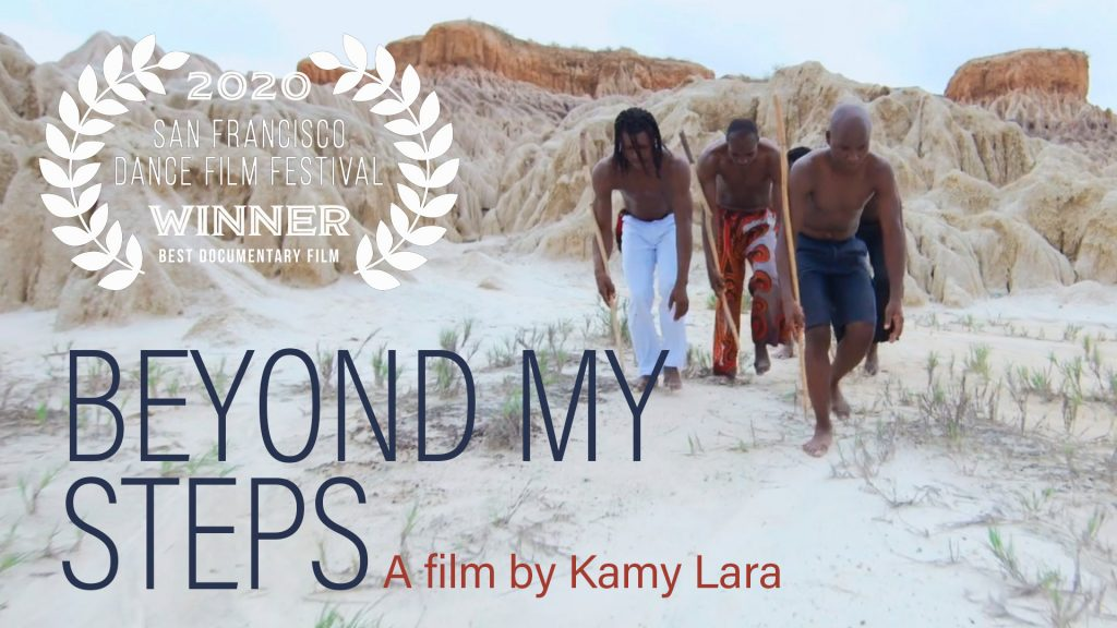 2020 Award Winner Beyond My Steps Kamy Lara