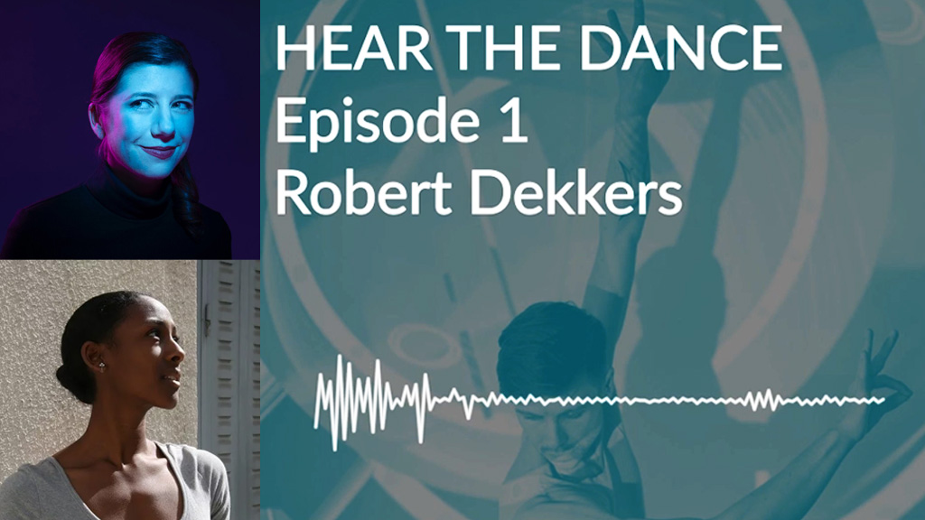 Hear the Dance Podcast Launch