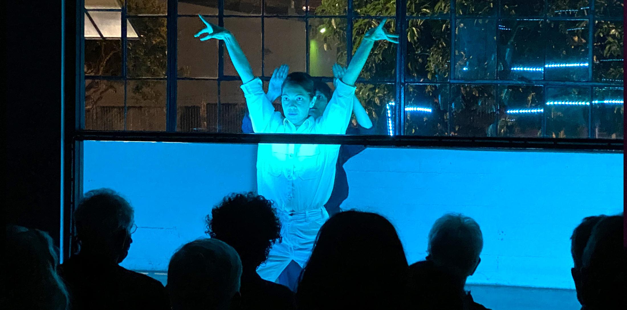 Dances For Doing Live Performance SFDFF