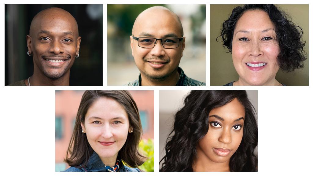 SFDFF 2021 Award Jury headshots