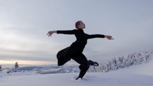 """Still from """"Solace"""" dance film by Anouk Otsea at SFDFF 2021"""