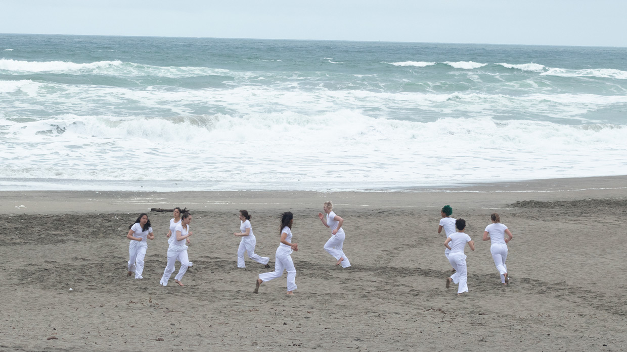 """Still from """"Set Me Free"""" dance film by Conni McKenzie at SFDFF 2021"""