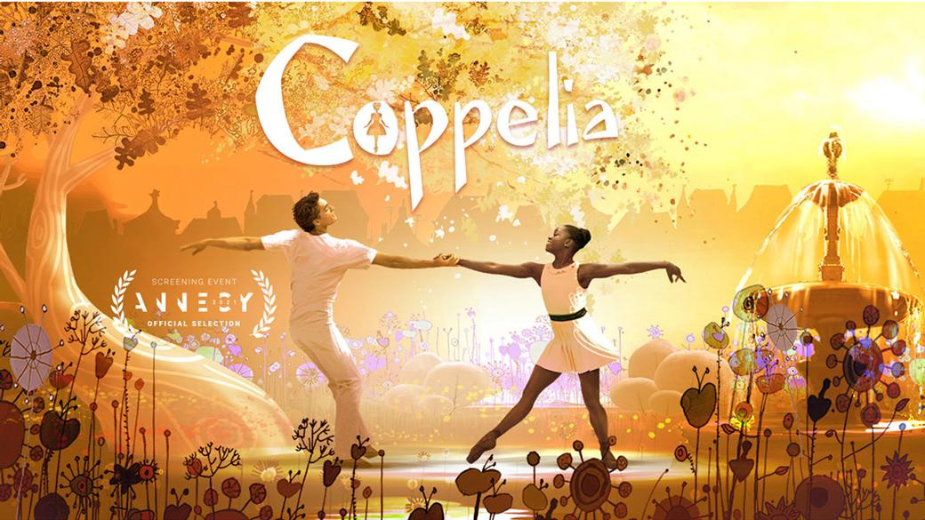 Coppelia feature film Michaela DePrince at SFDFF 2021