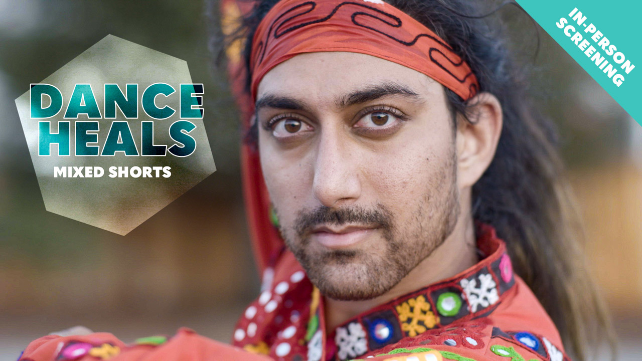 Dance Heals KQEDArts Amit Closeup SFDFF 2021