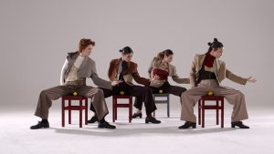Still from Desasosiego by Aina Lanas dance film at SFDFF 2021