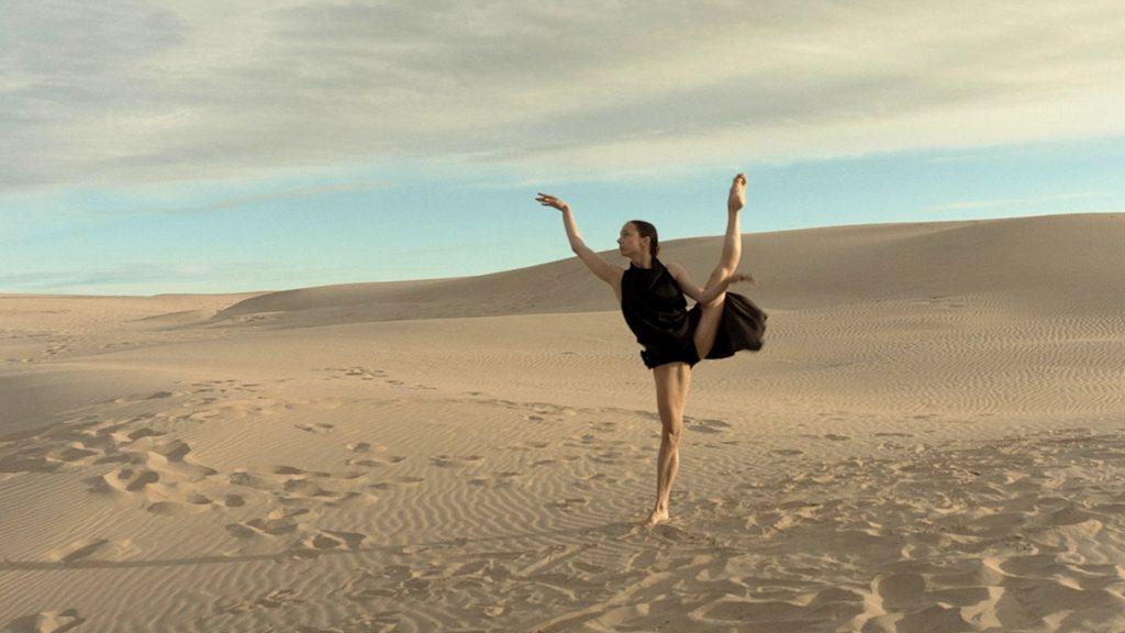 """Film still from """"Diorama"""" dance film with Maria Kochetkova Daniil Simkin at SFDFF 2021"""