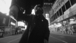 Still from The Ghost of NY by Dominic Lahiff dance film at SFDFF 2021