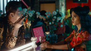 "Film still from ""God's Daughter Dances"" by Sungbin BYUN dancefilm at SFDFF 2021"