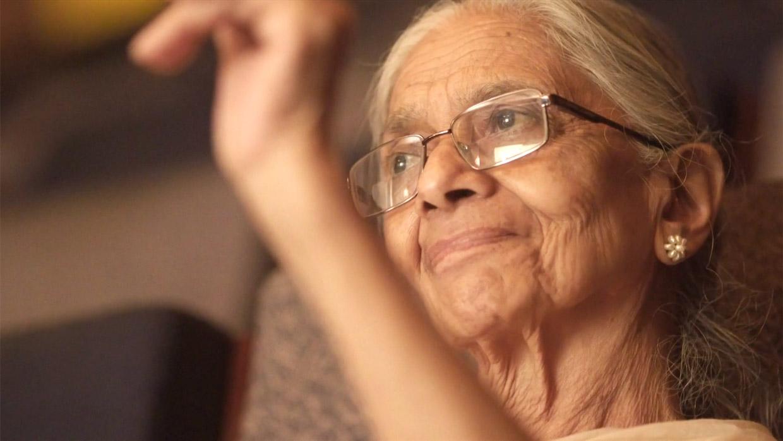 Film still from How She Moves documentary film Anya Raza and Aisha Linnea Akhtar at SFDFF 2021
