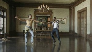 """Still from """"I Just Wanna Dance"""" by Amanda Beane, Abdiel Jacobsen and Shay Dixon dance film at SFDFF 2021"""