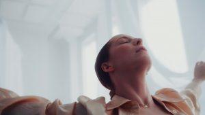 Still from Kim by Maria Vattimo dance film at SFDFF 2021