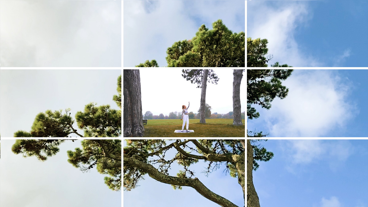 Film still from Layna Miyazaki Another Day dance film SFDFF 2021