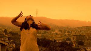 Naomi Pasmanick in Climactica Sonambula dance film at SFDFF 2021