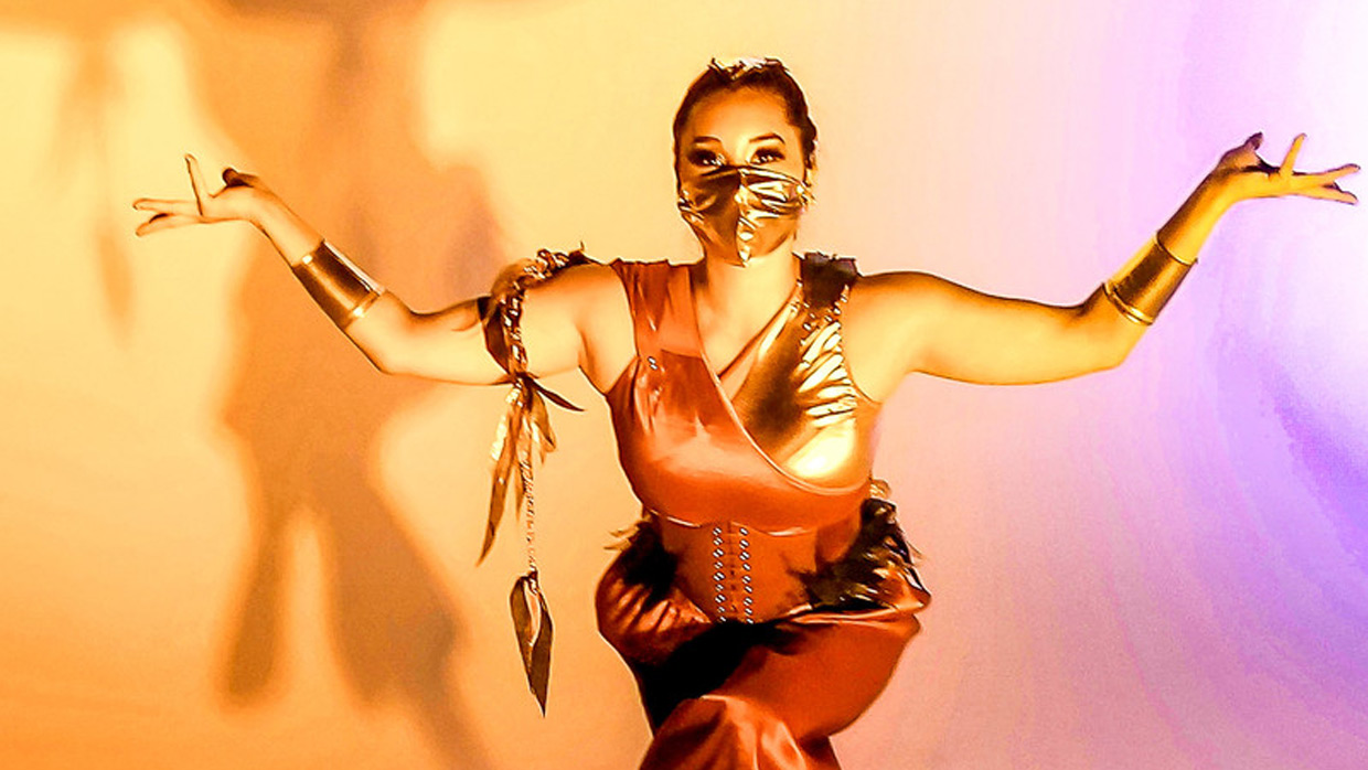 Resilience in Joy by Kendra Barnes and Jennifer Johns dance film at SFDFF 2021