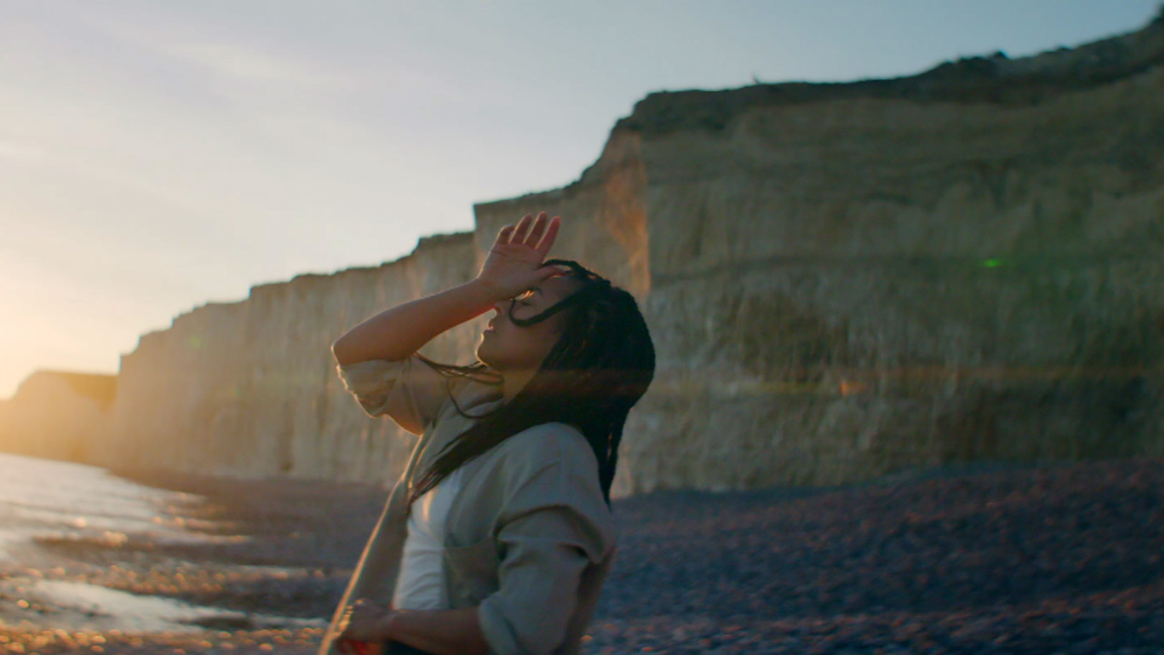 Still from Scapelands by Katie Beard and Naomi Turner dance film at SFDFF 2021