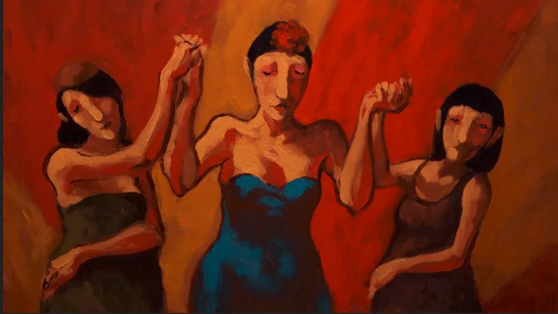 Still from Tango of Longing by Marta Szymańska dance film at SFDFF 2021