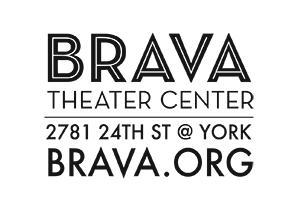 Brava Theater Center Logo