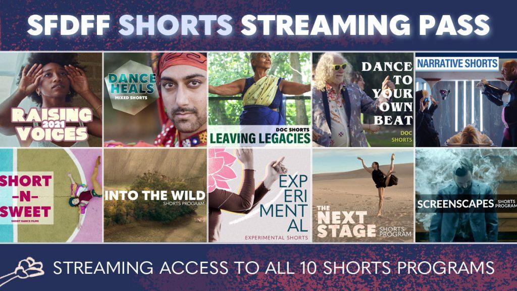 SFDFF 2021 Shorts Program Streaming Pass