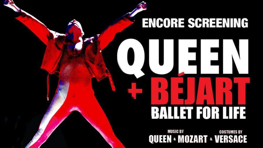 SFDFF Queen + Bejart Encore, SFDFF Home
